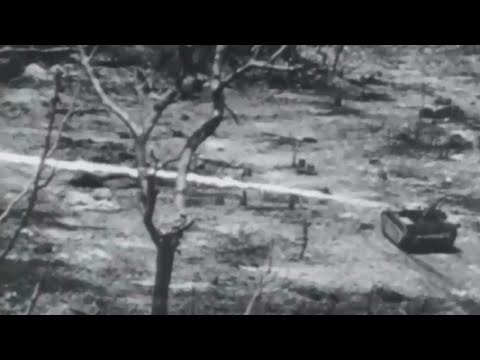 DOWNLOAD: US Marines Intense Combat Footage Battle of Peleliu and