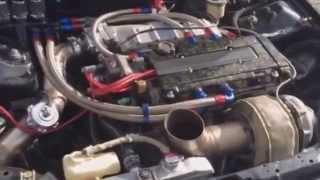 Download Video Honda B18c Turbo 921 HP Black Terror TW Tuning MP3 3GP MP4