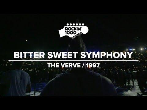 1,000 נגנים מבצעים את שיר הרוק bitter sweet symphony