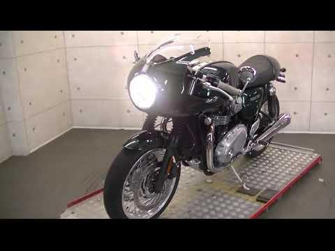 THRUXTON 1200R/トライアンフ 1200cc 神奈川県 リバースオート相模原