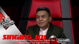 NYANYI ITU TENTANG RASA! Part 1 | Singing 101 | The Voice Kids Indonesia S2 GTV 2017