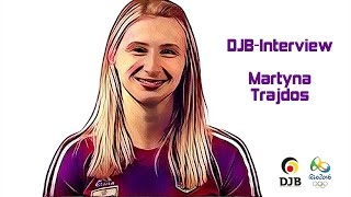 Olympic Games 2016: Interview mit Martyna Trajdos