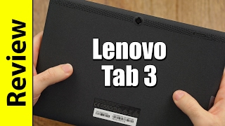 Lenovo Tab 3 10 (Plus/Business) Review