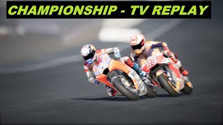 MotoGP 18 | Valentino Rossi | Championship | 11# AustrianGP | TV REPLAY PC GAME