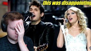 Reacting to John Mayer's Response to Taylor Swift's Dear John! John Mayer - Paper Dolls