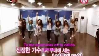 Girls Generation Promise FMV (Sub Español)