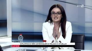 Debat - Diplomacia nën udhëheqjen e Meliza H. Stublla! 07.07.2020