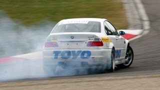 preview picture of video 'Imola Drifting 2013 by Team Maxi Drift'