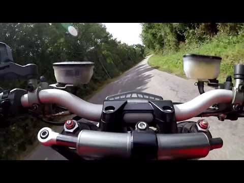 Short Ride with the Ducati StreetFighter 1098