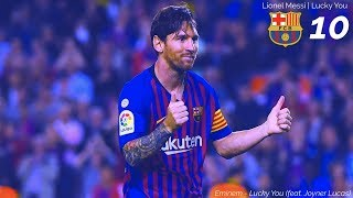 Lionel Messi | Lucky You