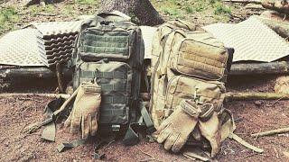 E&J Outdoor| Unser Mil-Tec Assault Backpack 36L