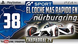 GT SPORT - EL COCHE MAS RAPIDO EN NURBURGRING #38 | CHAPARRAL 2X | GTro_stradivar