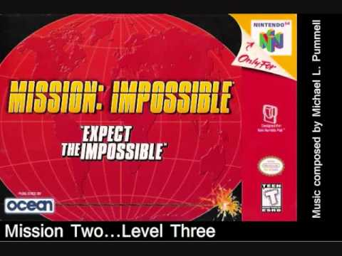 Impossible Mission Playstation 2