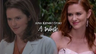 April Kepner's Story - A Tribute