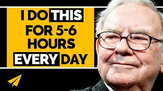 What does Warren Buffett read?