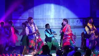 Raju Raj & Sony  At RASCA AWARD, Santali Song|| S RECORDS HD