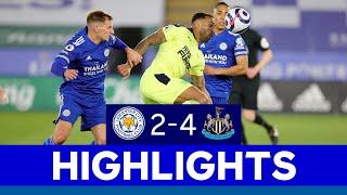 Leicester 2-4 Newcastle Pekan 35