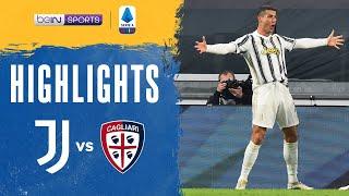 Juventus 2-0 Cagliari Pekan 8