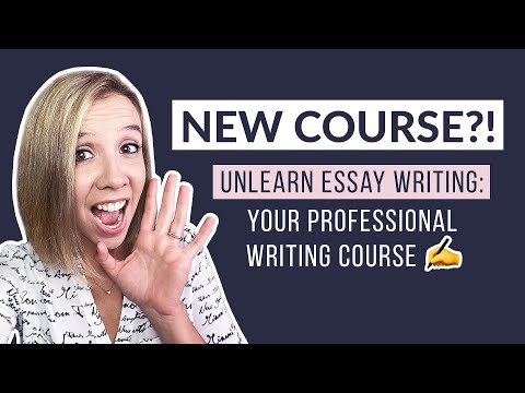 Finally, A Real-Life Professional Writing Course - YouTube