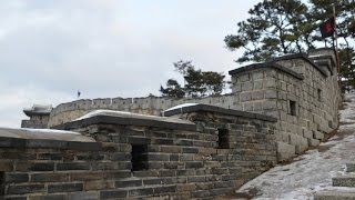 Корея, Крепость Хвасон,Южная Корея.