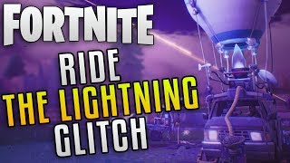"Fortnite Save The World Glitches ""Fortnite Ride The Lightning Glitch"" Fortnite Teleporter Glitch"
