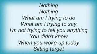 Depeche Mode - Nothing Lyrics