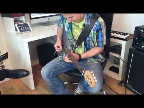 ROCK GUITAR LESSONS in Hamburg/Germany or Online thru Zoom Meeting!