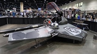 Star Wars Celebration Orlando 2017 Day One: Vendors, Merchandise, Rancho Obi-Wan, Panels, & More!