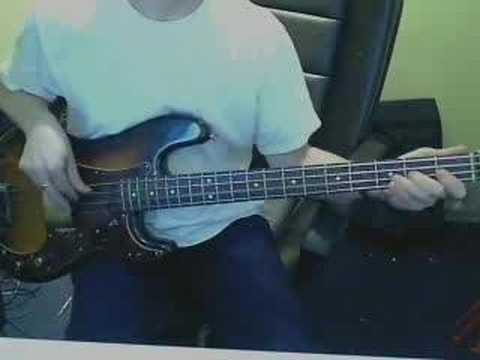 Jamerson Bassline - (I Know) I'm Losing You - Jackson 5 v2