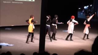 [Japan Impact 2014] Hakuouki Hekketsu-roku Cosplay Group