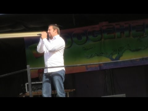 The Candle - André van Wyngaardt (LIVE ON STAGE)