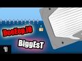 Biggest WHALE in Deeeep.io | Going inside WHALE stomach Deeeepio - LB 😂