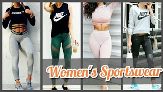 30+ Sporty Outfits To Enhance Your Style/Flawless Fitness Outfit And Workout Outfits 2020