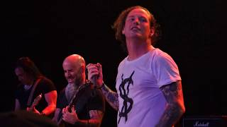 Corey Taylor feat. Scott Ian - From Out Of Nowhere (Faith No More) @ The Roxy, Hollywood, 2/20/19
