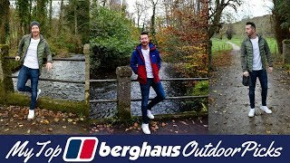 CASUAL OUTDOOR Clothes | Berghaus | Mens Fashion | 3 Outfits