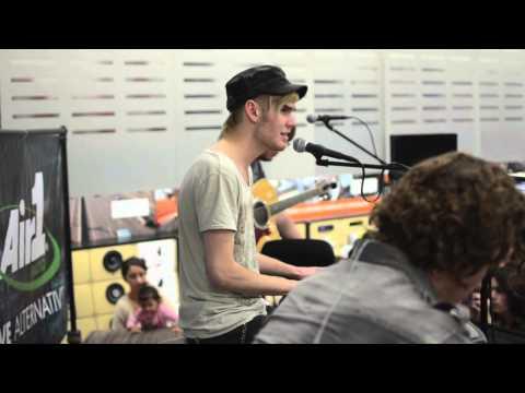 "Colton Dixon ""Let them see you"" acoustic performance"