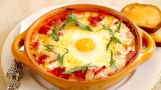 Italian Baked Eggs  - Gemma