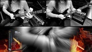 Slayer Necrophobic Cover-Stigmatized Drummer