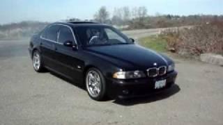 BMW e39 M5 donut