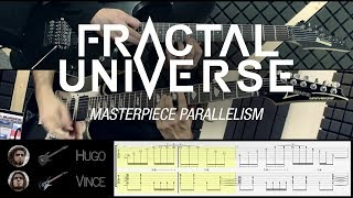 "New Guitar Playthrough: ""Masterpiece's Parallelism"""