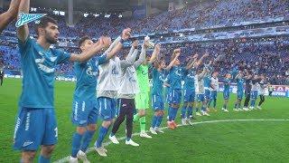 «Зенит-ТВ»: первые эмоции после матча с «Локомотивом»