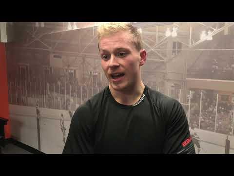 Recap: Men's Hockey vs. RPI - 11/15/19