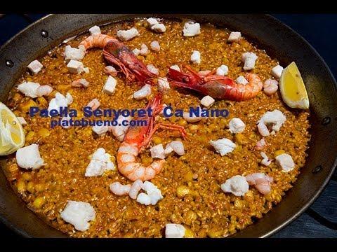 Paella Senyoret  Restaurante Ca Nano Denia  (ArturG)