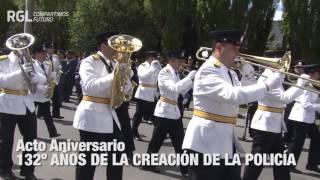 132° Aniversario Policía