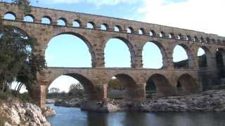 Pont du Gard, France, with local guide