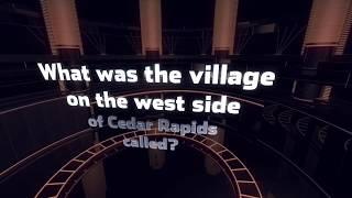 Cedar Rapids Trivia Game