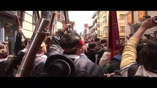 preview picture of video 'Himno Primer Viernes de Mayo Jaca 2010'