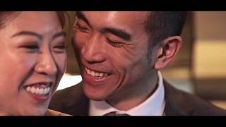 Ryan & Vicky's wedding at The Vue Clubhouse, Toronto | Toronto Wedding Videographer