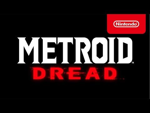 Trailer d'annonce de Metroid Dread