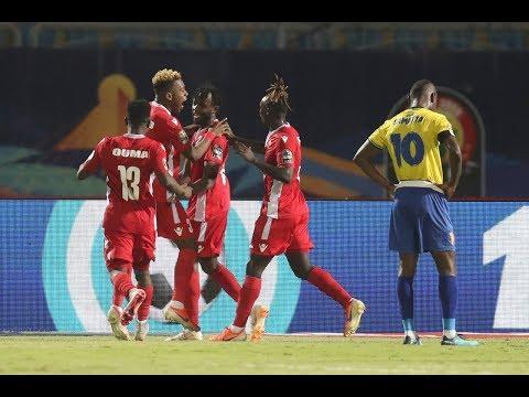 ملخص مباراة كينيا وتنزانيا في كأس أمم 2019